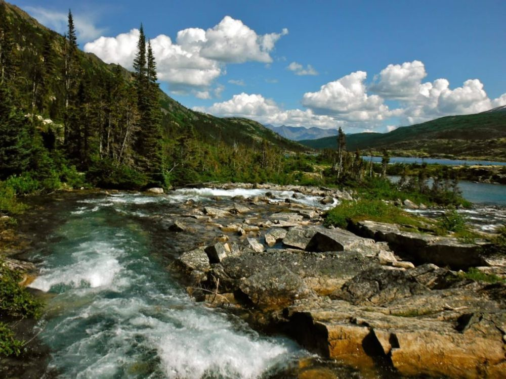 The Chilkoot Trail (Yukon & Alaska)