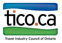 Travel Industry Council of Ontario Registered